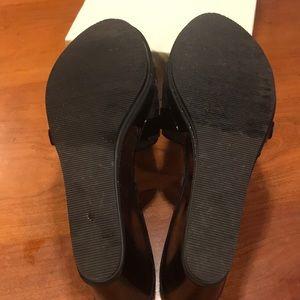 Coach Shoes - Coach Platform Sandals - NIB